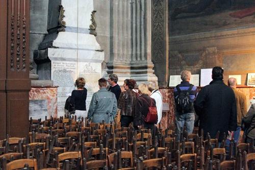 Saint Sulpice (Da Vinci Code)