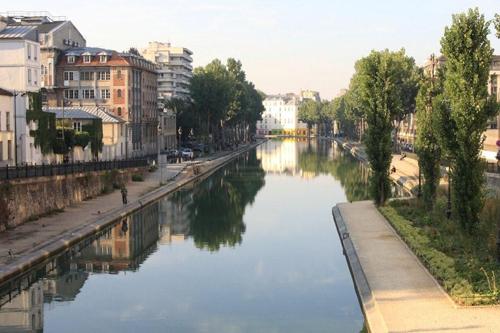 Canal Saint Martin (Marais)