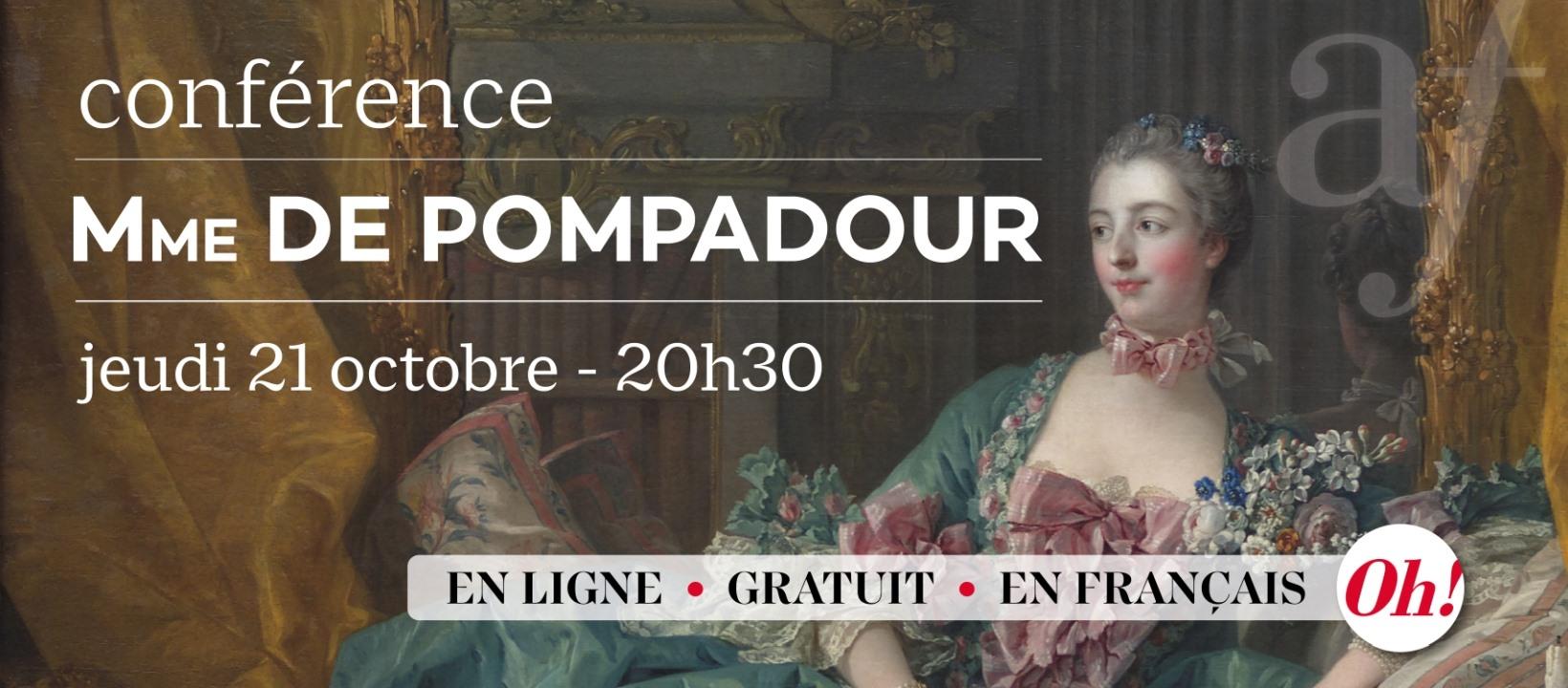 Online Conférence Pompadoeu